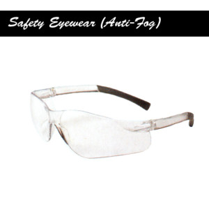 Safety Eyewear (Anti-Fog)